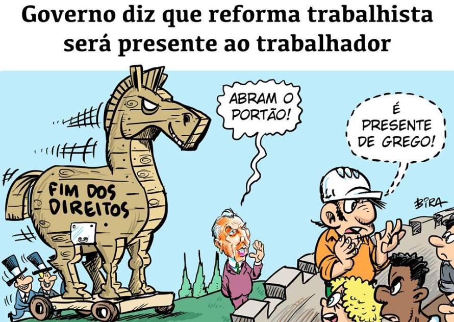reformatrabalhistaTemer
